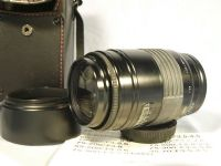 '  AF 0M707 ' Olympus OM 707 Fit Autofocus 70-200MM Zoom Macro Lens Cased £19.99